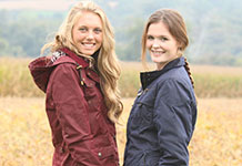 Ladies Outback Outerwear