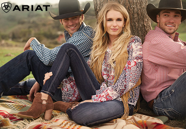 Ariat Apparel And Footwear