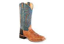 Old West Men's Square Toe Boots