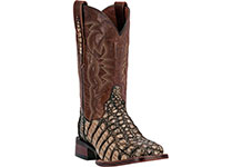 Women's Exotic Leather Boots