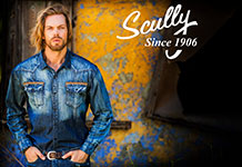 Scully Men's Apparel