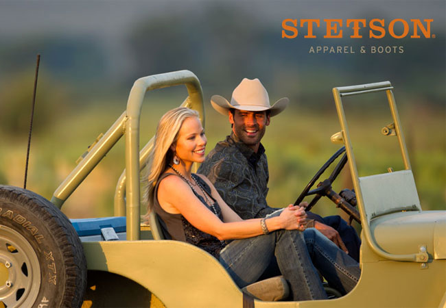 Stetson Hats, Boots and Apparel