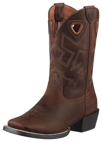 Ariat Charger - Distressed Brown
