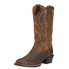 Ariat Men's Sport R Toe Boot - Earth/Sable