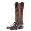 Ariat Men's Double Down Caiman Belly Boots - Black