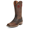 Ariat Heritage Roughstock WST Boots - Brown Oiled Rowdy