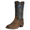 Ariat Men's Heritage RoughStock Boot - Vintage Black