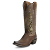 Ariat Arrosa Fashion Boots - Mocha/Weathered Brown