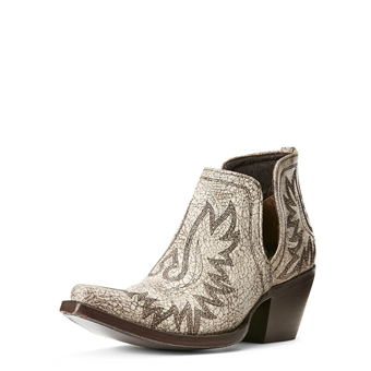 Ariat Dixon Blanco Shorty Boots