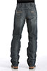 Cinch Men's White Label Dark Stonewash Jeans