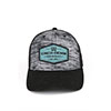 Cinch Men's Mesh Trucker Cap - Black/Grey