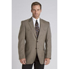 Circle S Men's Plano Tweed Sport Coat - Donegal Brown