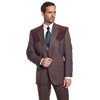 Circle S Men's Boise Sport Coat - Heather Chestnut