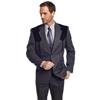 Circle S Men's Boise Sport Coat - Heather Charcoal