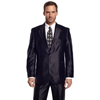 Circle S Men's Swedish Knit Boise Sport Coat - Black