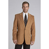 Circle S Men's Lubbock Corduroy Sport Coat - Camel