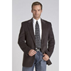 Circle S Men's Lubbock Corduroy Sport Coat - Grey