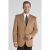 Circle S Men's Houston Microsuede Sport Coat - Camel