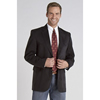 Circle S Men's Houston Microsuede Sport Coat - Black