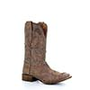 Corral Men's Barbed Wire Boots - Brown