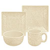 Savannah 16-Piece Dinnerware Set - Cream