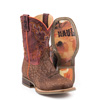Tin Haul Kid's Wild Bull Boots w/Stampede Sole