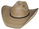 Bullhide Legal Catch 20X Straw Hat
