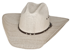 Bullhide Outlaws Like Me 50X Straw Hat