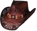 Bullhide Pure Country Straw Hat