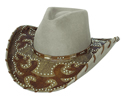 Bullhide Ultimate Cowgirl Felt Hat