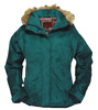 Outback Ladies Gold Cup Jacket - Peacock Blue
