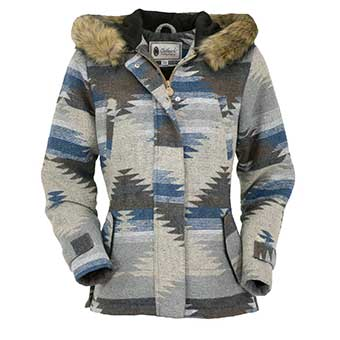 Outback Ladies Myra Jacket - Creme