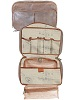 Scully� Aerosquadron Collection� Walnut Antique Lamb Travel Kit