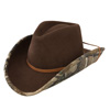 Stetson Senderos Crushable Wool Hat - Brown