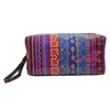 Catchfly Cara Moroccan Inspired Tribal Print Cosmetic Bag