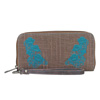 Way West Arizonia Wallet With Wristlet - Brown
