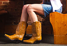 Women's Old West Boots