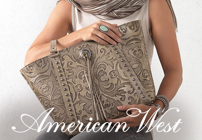 American West Handbags & Accessories