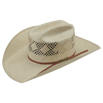 American Hat Co Ramie Sisal Vented Straw Hat