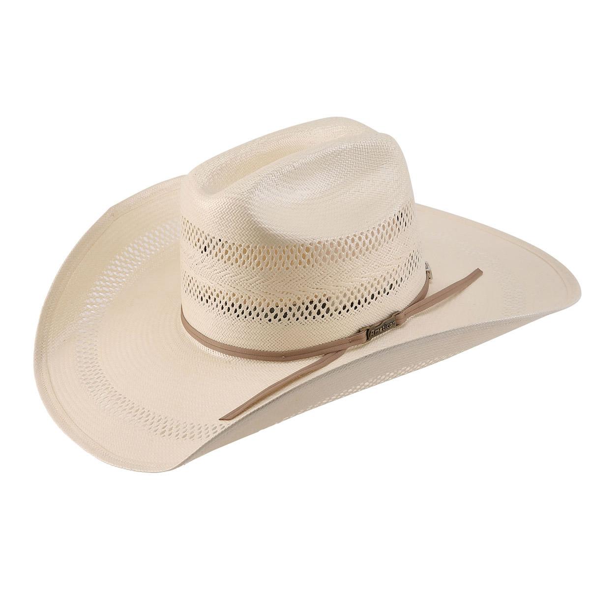 custom straw cowboy hats