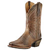 Ariat Legend Autry Boots - Woodsmoke