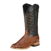 Ariat Men's Firecatcher Tan Caiman Belly / Black