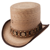 Charlie 1 Horse Quick Draw Straw Hat