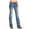 Cowgirl Up Ladies Michelle Mid-rise Boot Cut Jeans