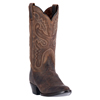 Dan Post Ladies Marla Western Boots - Bay Apache
