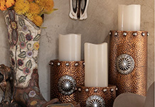 Candle Holders & Sconces