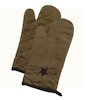 Embroidered Barn Star Oven Mitt
