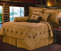 Luxury Star Ultra Suede Bedding Set