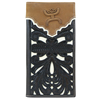 Hooey Tooled Leather Rodeo Wallet - Brown