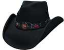 Bullhide True Rebel Felt Hat